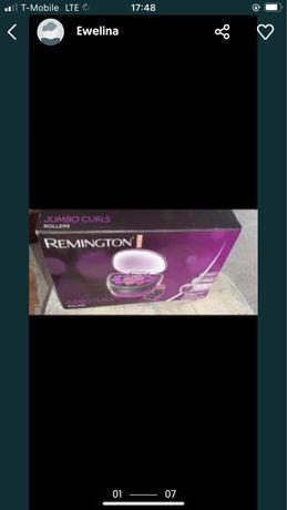 Elektryczne wałki do włosów Remington Jumbo Rollers pełen zestaw