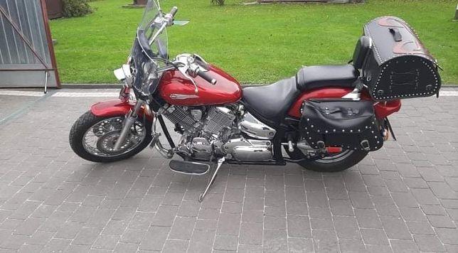 Motor Yamaha XVS 1100