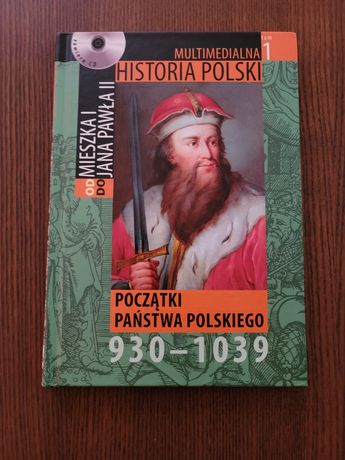 Multimedialna Historia Polski, Tom 1 - Początki Państwa Polskiego, CD