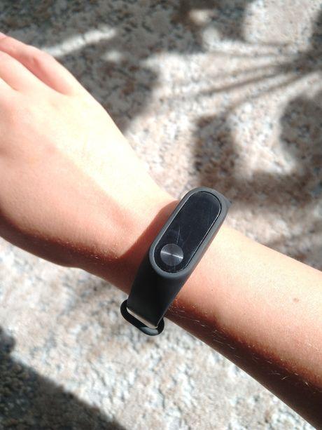 Xiaomi Mi Band 2 czarny opaska sportowa krokomierz fitness bieganie