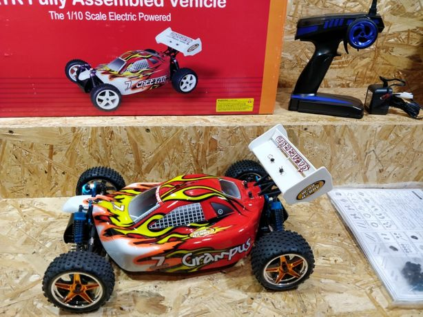 RC машинка WingHobby Brushless (hsp hpi himoto) 1/10 НОВАЯ до 70 км/ч