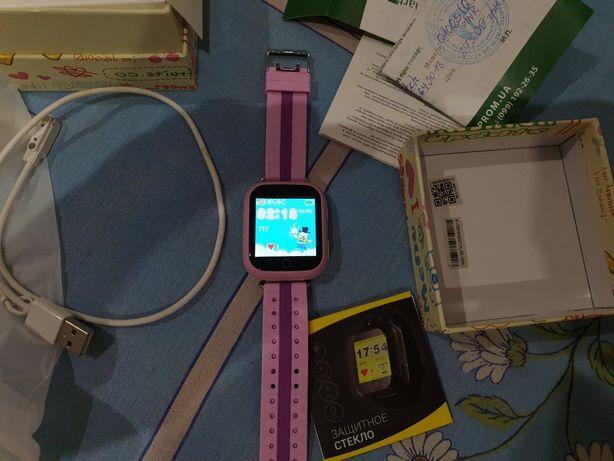 Смарт часы Q100S