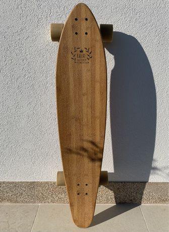 Skate Longboard LOBU Bamboo MMXII