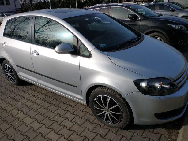 VW golf 6 PLUS 1,6 TDI 2010r 144 tys km stan BDB