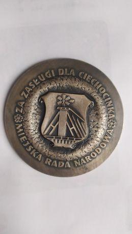 Medal dla zasługi Ciechocinek