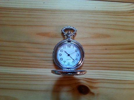 Stylowy zegarek kieszonkowy
