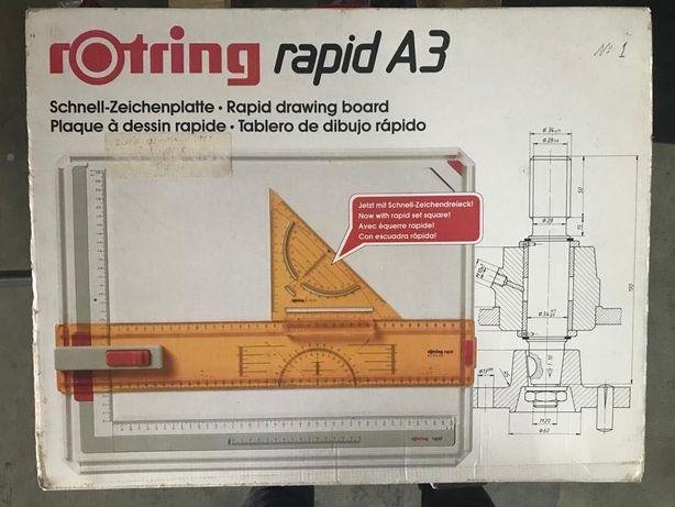 Tabuleiro/Quadro Branco ROTRING Profil Drawing Board A3