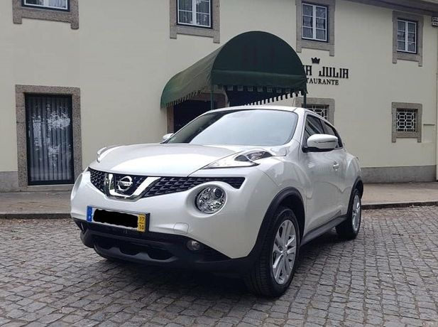 Nissan Juke 1.5 dCi N-Connect 1.5 dCi London White