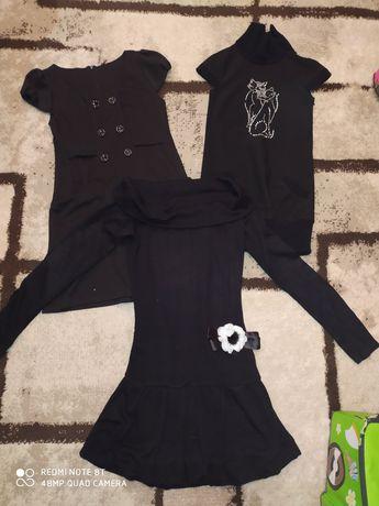 Школьные сарафаны,платья для девочки 134-140 см