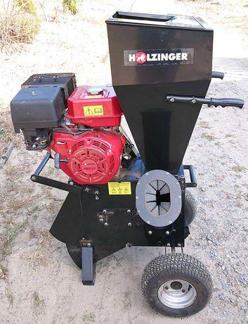 Продам садовый измельчитель Holzinger HBH13.0 - состояние нового