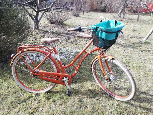 Rower damski Bergamont koła 28