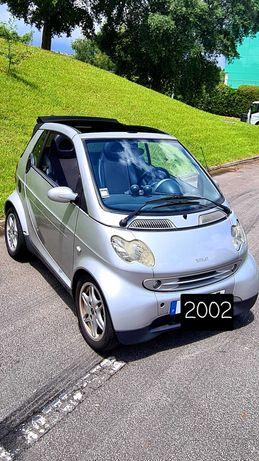 Smart ForTwo Cabrio DIESEL