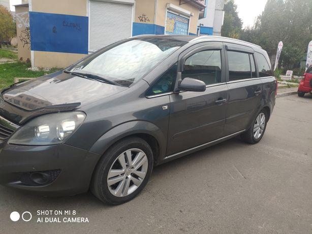 Opel Zafira b,1.7 ctdi,2009 .12