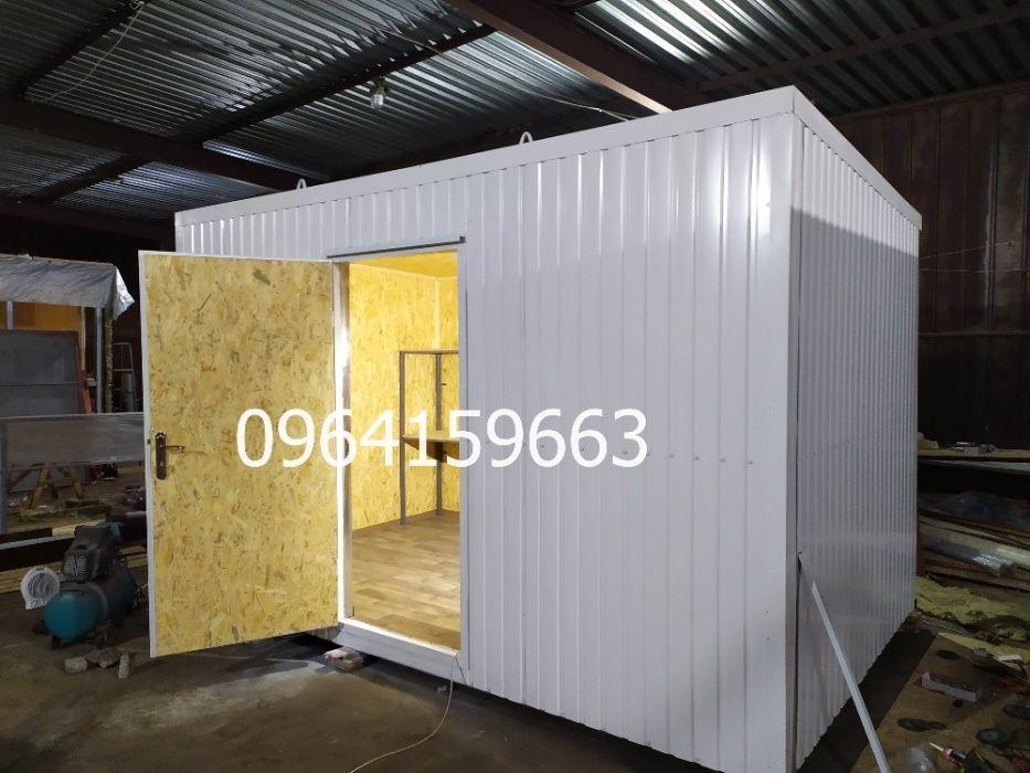 Склад, модульное здание, сто, шиномонтаж, бытовка Днепр - изображение 1