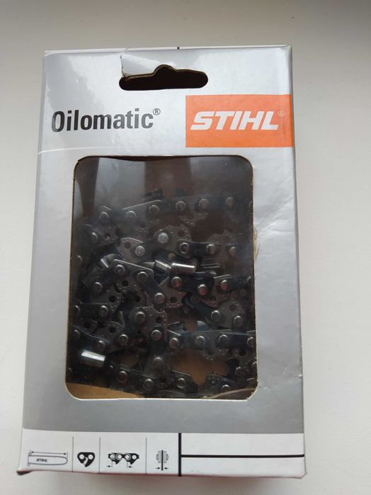 "Продам ланцюг Stihl 16"" 28(56)х3/8 для бензо- електропили Заволока - изображение 1"