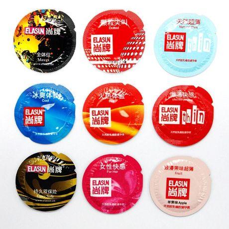Высококачественные надежные презервативы ELASUN (Таиланд)