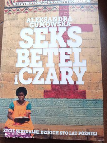 Seks betel i czary Aleksandra Gumowska
