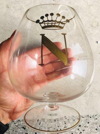 Szklanki do koniaku Napoleon duże 15x13cm brandy pokal kieliszek