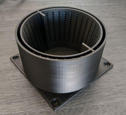 Antminer Silenciador Plástico Diâmetro 120mm