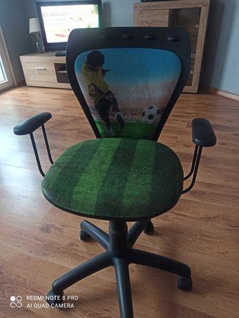 Krzesło biurowe chłopięce