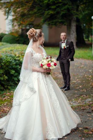 Весільна сукня, стан ідеальний
