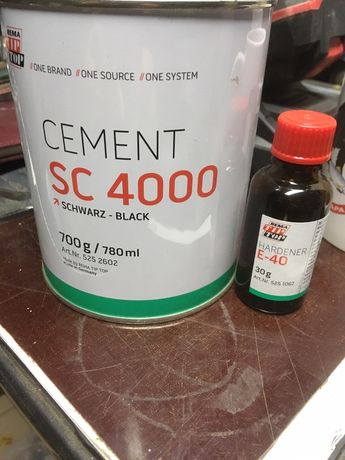 Cement sc 4000