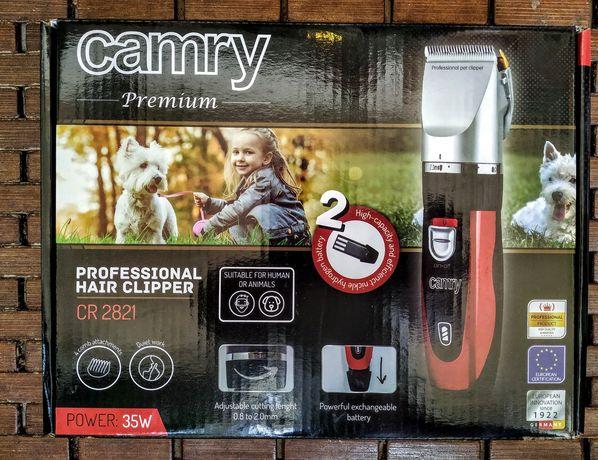 Машинка для стрижки животных Camry
