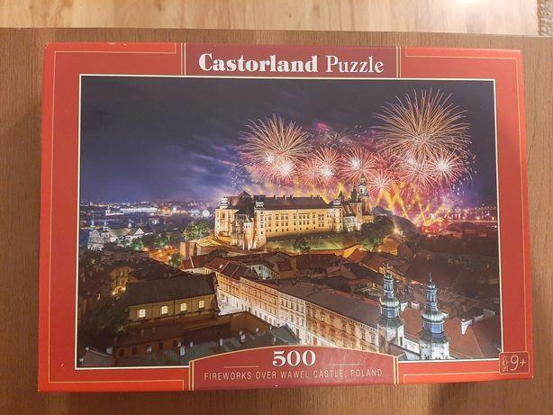 Puzzle Castorland 500