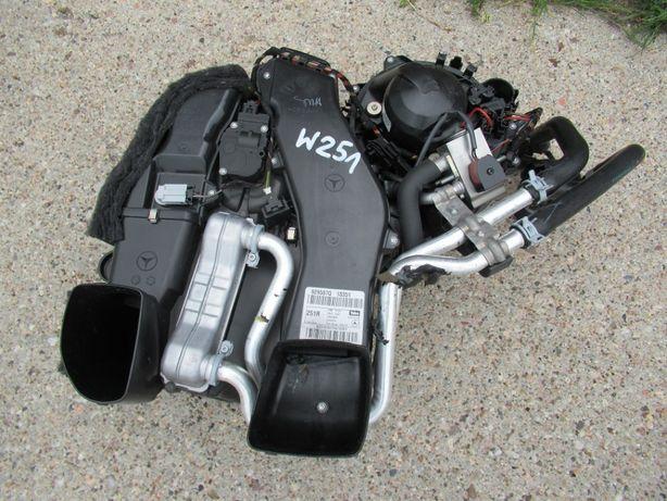 mercedes W251 R-KLASA nagrzewnica tył kompletna