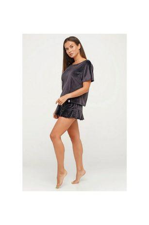 Женская велюровая пижама размер 36/38