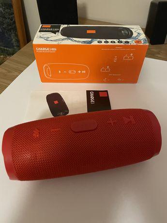 Głośnik bezprzewodowy  przenośny Charge 3 + mini bluetooth aux Okazja