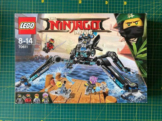 LEGO NINJAGO Водяной робот 70611