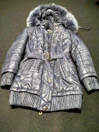 Курточка на девочку(зима)