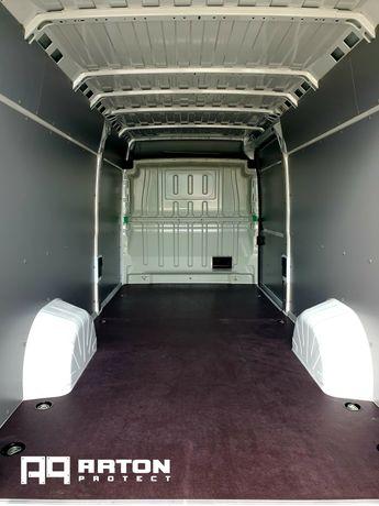 Arton Protect - zabudowa przestrzeni ładunkowej Fiat Ducato L3H2