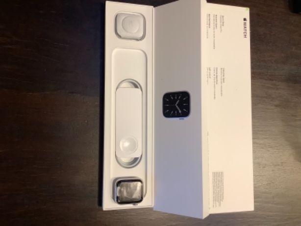 Pilne Apple Watch 6 40mm silver stainless steel sprzedam/zamienię