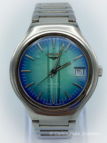 Relógio Longines Admiral 1970 Automatic