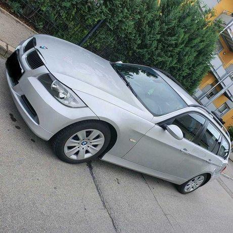 BMW E91 2.0D, AUTOM  Navi Prof, indyvidual, bezwypadk oryg.przeb