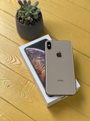 Apple iPhone XS Max 64GB Gold. Neverlock. Б/у