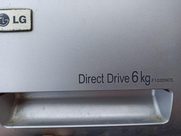 Запчасти на стиральную машину LG F1020ND5