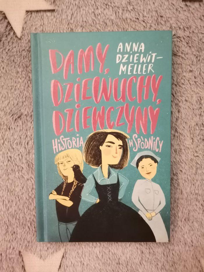 Książka Anny Dziewit-Meller Damy, Dziewuchy, Dziewczyny Sopot - image 1