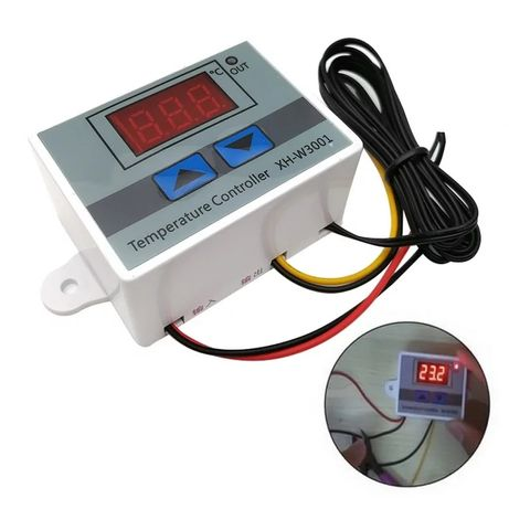 термометр,терморегулятор(термостат)для инкубатора,аквариума,террариума
