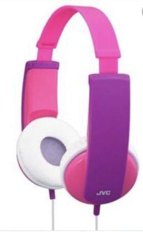 Sluchawki przewodowe JVC dziecięce
