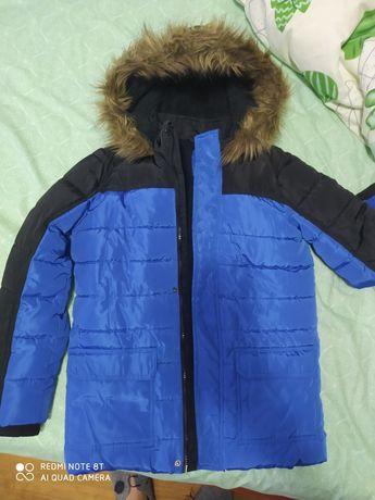 Куртка зима 152ріст