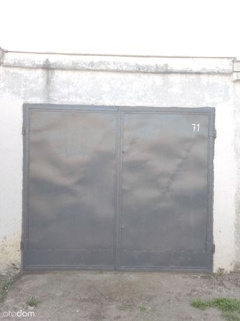 Garaż murowany Tczew ul. Jagiellońska