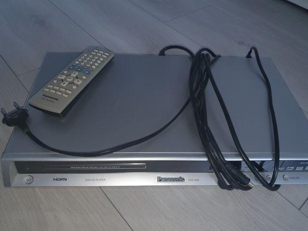 DVD Panasonic DVD-S52
