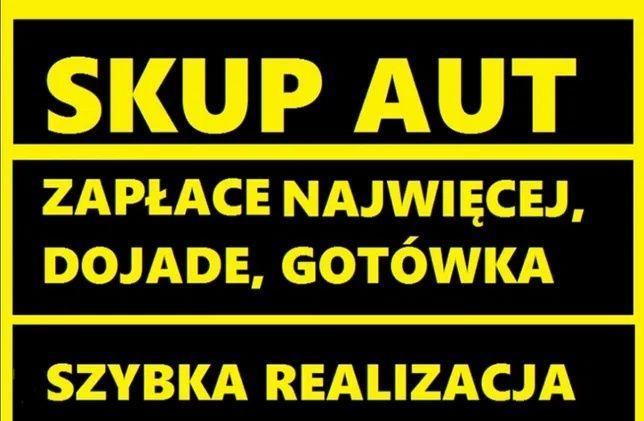 Skup aut samochodow najwyzsze ceny ! Koszalin+50km gotowka laweta