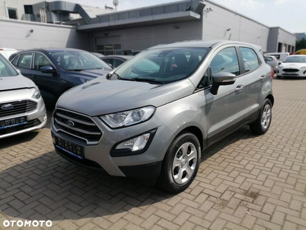 Ford Ecosport 1.0 Ecoboost 95 Km (Z Ass), M6, Fwd Connected 5d