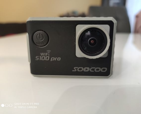 Soocoo S100 pro ( NA GWARANCJI)- kamerka GoPro