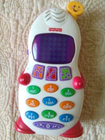 Interaktywny telefon Fisher Price