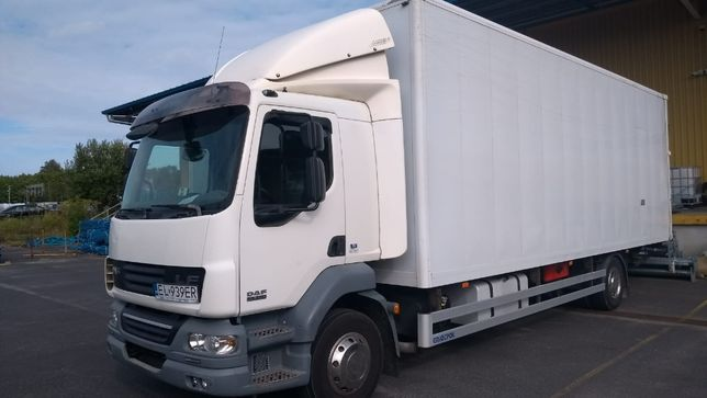 Transport 8 ton winda,